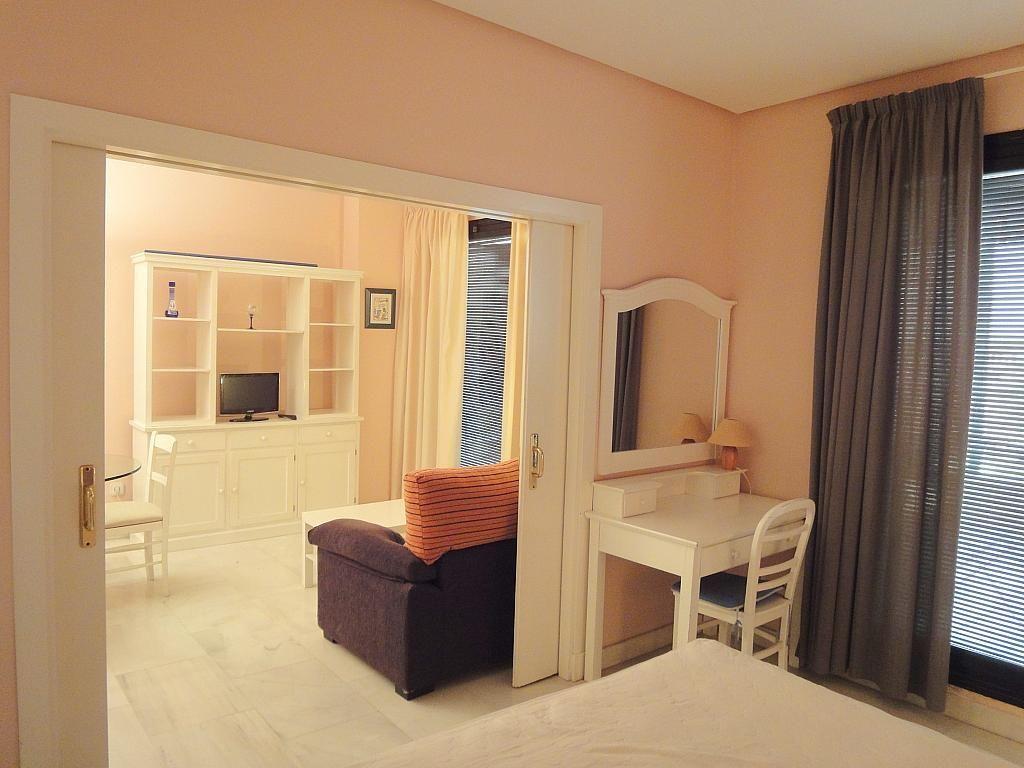 Dormitorio - Apartamento en alquiler en calle Alcalde Luis Uruñuelas, Este - Alcosa - Torreblanca en Sevilla - 138388471