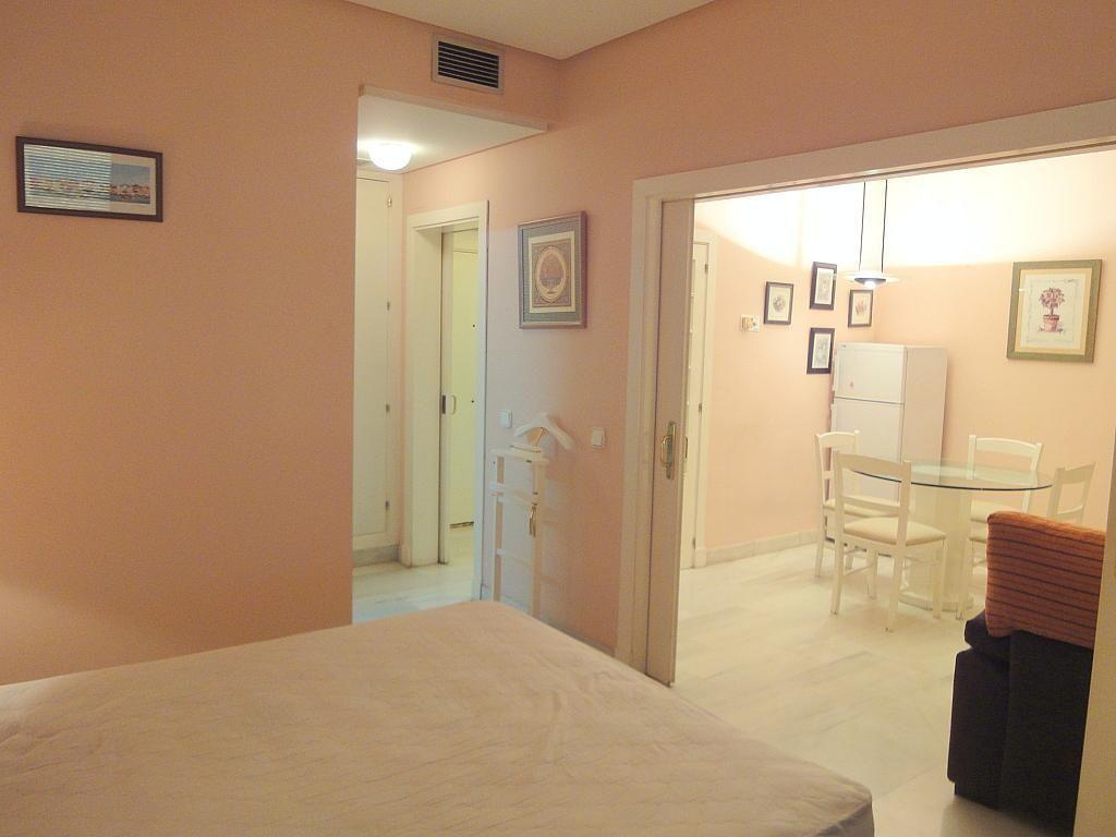 Dormitorio - Apartamento en alquiler en calle Alcalde Luis Uruñuelas, Este - Alcosa - Torreblanca en Sevilla - 138388486