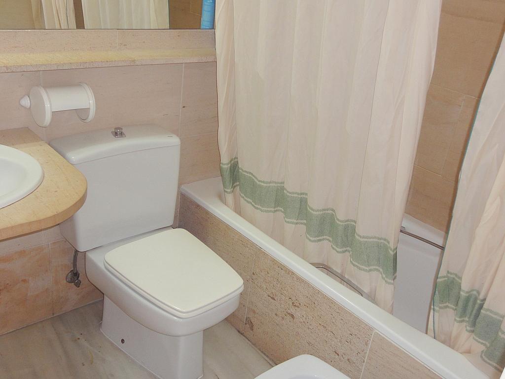Baño - Apartamento en alquiler en calle Alcalde Luis Uruñuelas, Este - Alcosa - Torreblanca en Sevilla - 138388545
