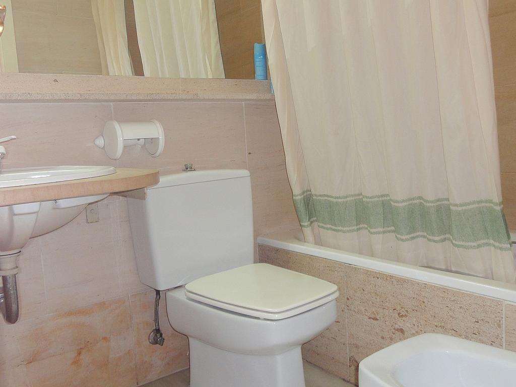Baño - Apartamento en alquiler en calle Alcalde Luis Uruñuelas, Este - Alcosa - Torreblanca en Sevilla - 138388574