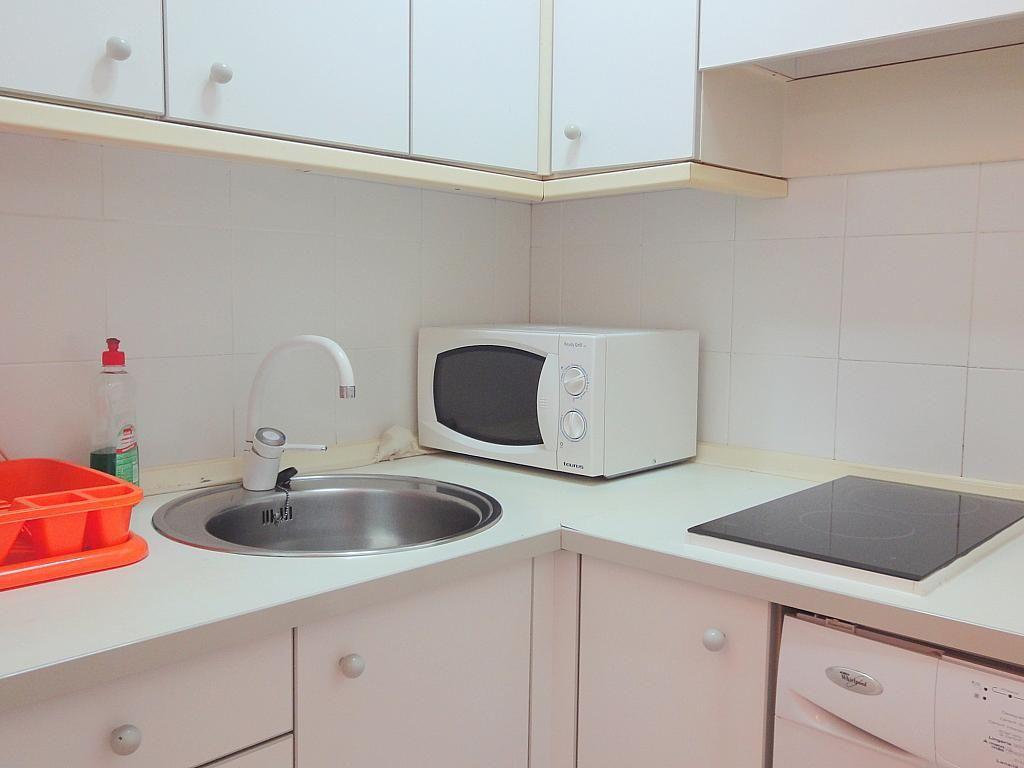 Cocina - Apartamento en alquiler en calle Alcalde Luis Uruñuelas, Este - Alcosa - Torreblanca en Sevilla - 138388782