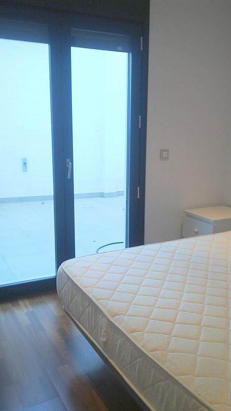 Dormitorio - Piso en alquiler en calle Eduardo Dato, Nervión en Sevilla - 143719808