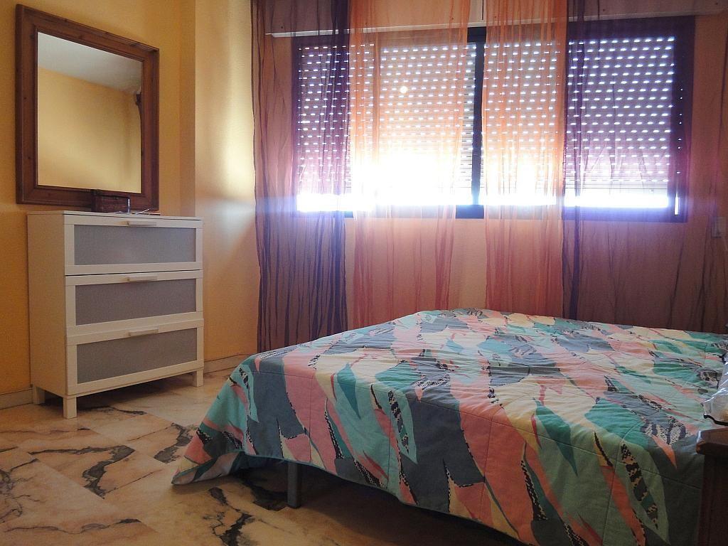 Dormitorio - Estudio en alquiler en calle Avd Alcalde Luis de Uruñuela, Av. Ciencias-Emilio Lemos en Sevilla - 146409441