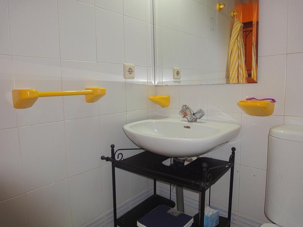 Baño - Estudio en alquiler en calle Avd Alcalde Luis de Uruñuela, Av. Ciencias-Emilio Lemos en Sevilla - 146409594