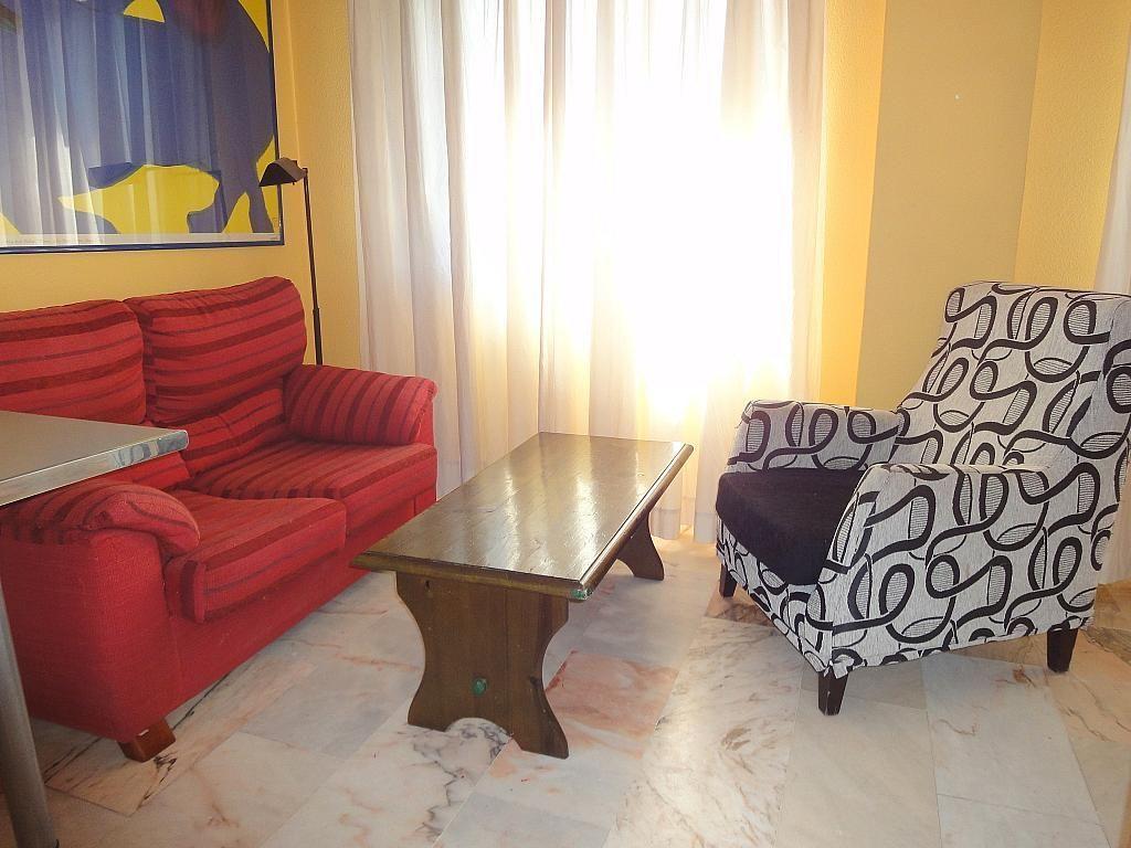 Comedor - Estudio en alquiler en calle Alcalde Luis de Uruñuelas, Av. Ciencias-Emilio Lemos en Sevilla - 153973200