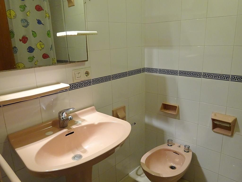 Baño - Estudio en alquiler en calle Salado, El Tardón en Sevilla - 160275763