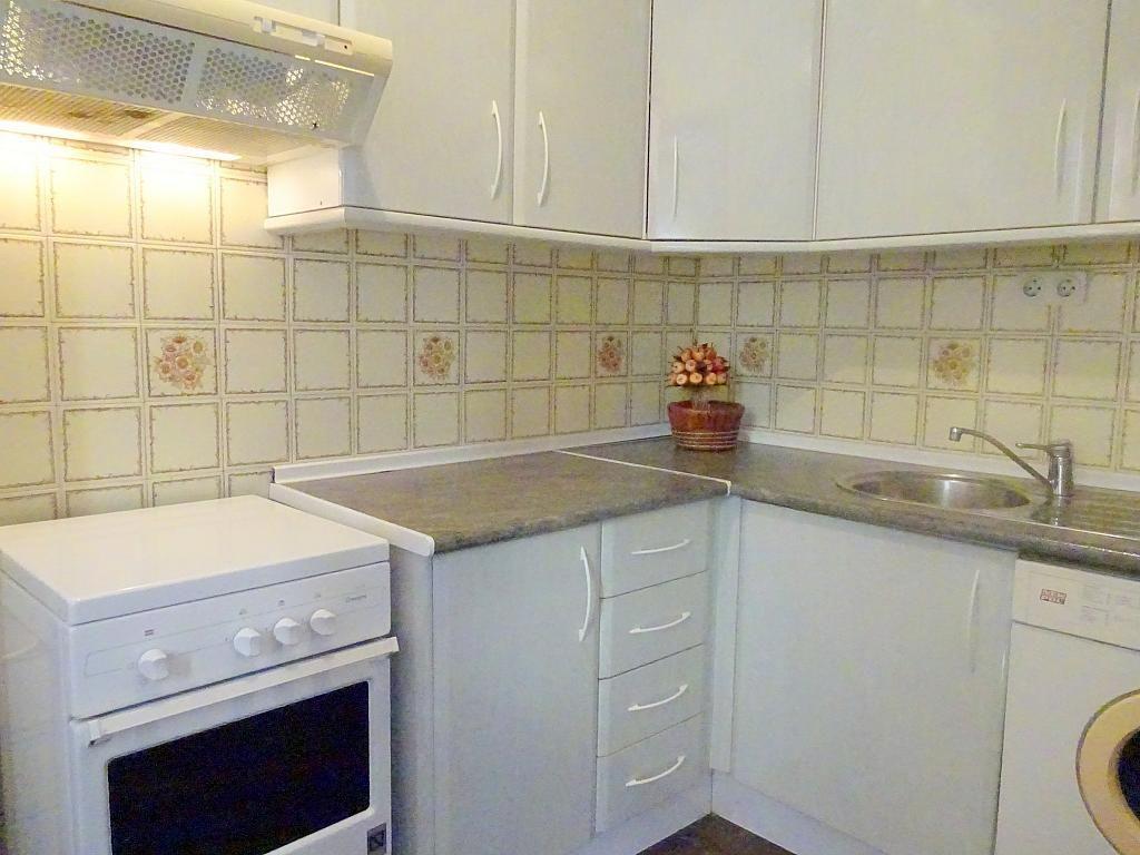 Cocina - Apartamento en alquiler en plaza Magdalena, Casco Antiguo en Sevilla - 170301904