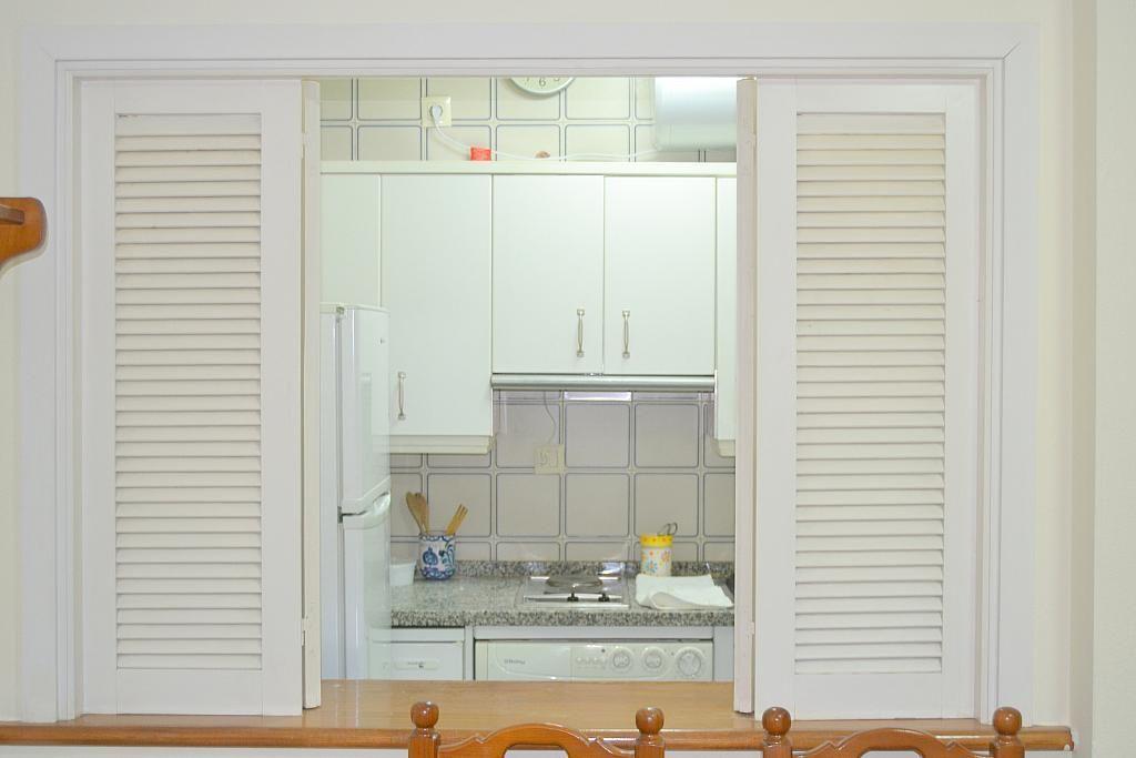 Cocina - Apartamento en alquiler en calle Luis Montoto, Nervión en Sevilla - 185346720