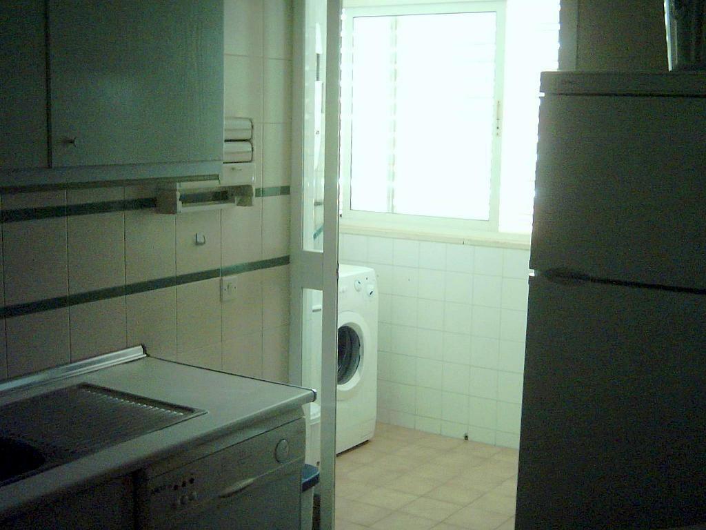 Cocina - Piso en alquiler en calle Alcalde Luis Uruñuela, Entrepuentes en Sevilla - 186285266