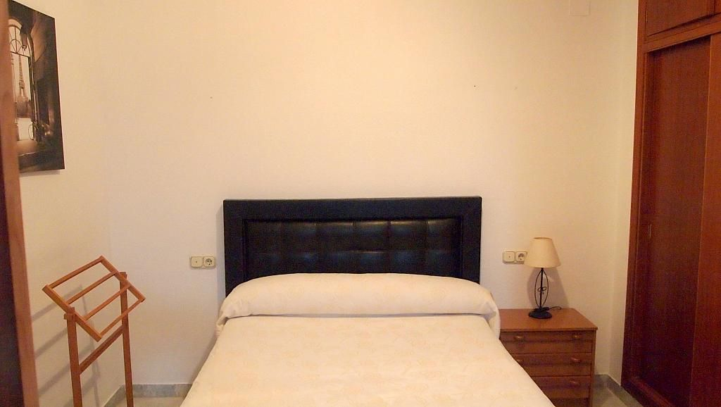 Dormitorio - Apartamento en alquiler en calle Camilo Jose Cela, San Bernardo en Sevilla - 199564425