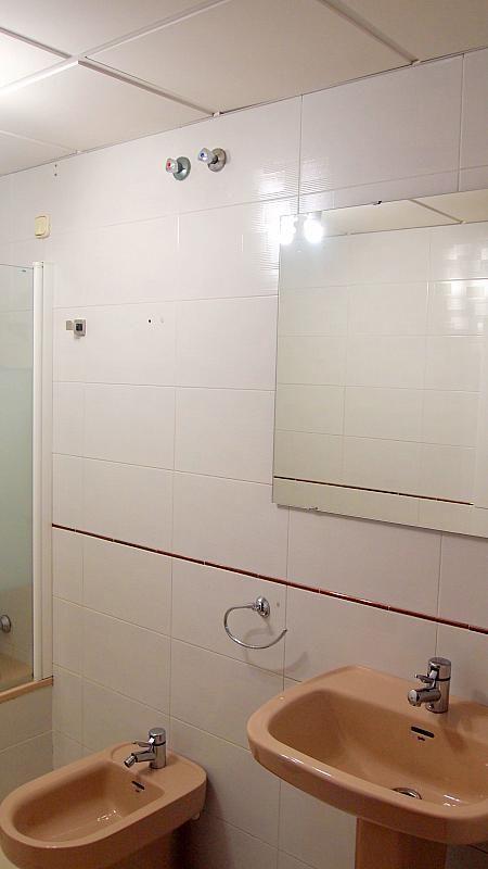 Baño - Apartamento en alquiler en calle Camilo Jose Cela, San Bernardo en Sevilla - 199564477