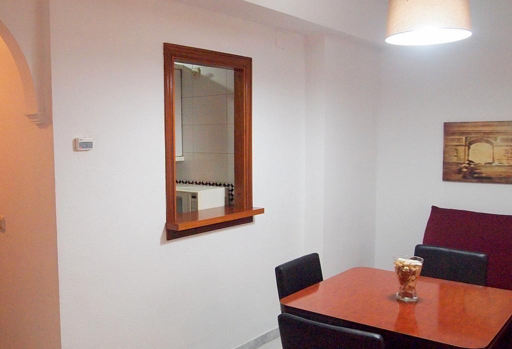 Salón - Apartamento en alquiler en calle Camilo Jose Cela, San Bernardo en Sevilla - 199564498