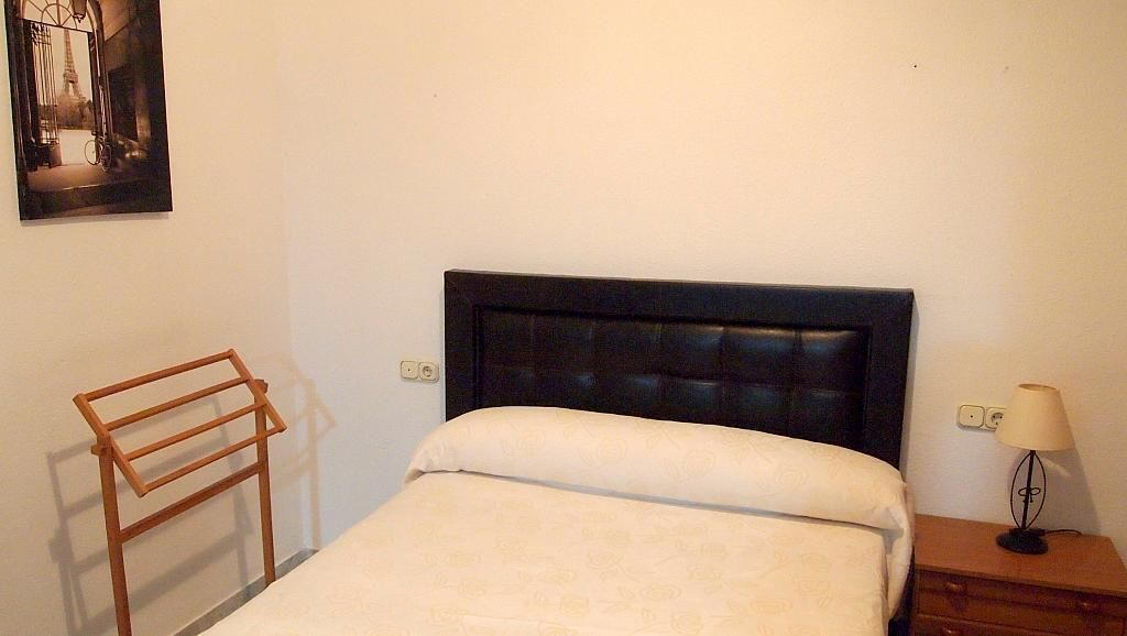 Dormitorio - Apartamento en alquiler en calle Camilo Jose Cela, San Bernardo en Sevilla - 199564556