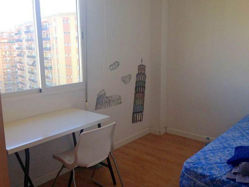 Dormitorio - Piso en alquiler en calle Alcalde Juan Fernandez, Ciudad Jardín en Sevilla - 204439452