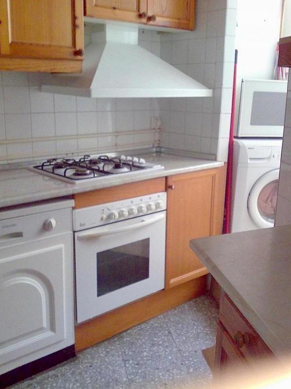 Cocina - Piso en alquiler en calle Rastro, San Bernardo en Sevilla - 205705011