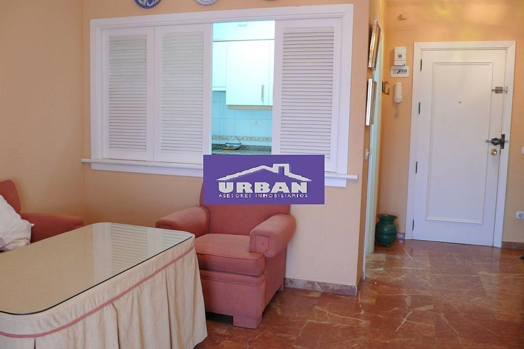 Salón - Piso en alquiler en calle Luis Arenas Ladislao, Nervión en Sevilla - 206287318