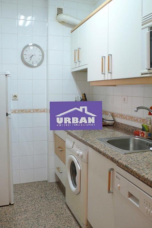 Cocina - Piso en alquiler en calle Luis Arenas Ladislao, Nervión en Sevilla - 206287325