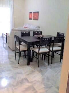 Salón - Piso en alquiler en calle Ciencias, Av. Ciencias-Emilio Lemos en Sevilla - 216686844