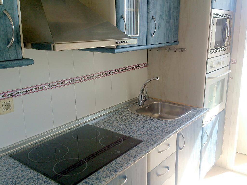 Cocina - Piso en alquiler en calle Campos Eliseos, Entrepuentes en Sevilla - 223855176