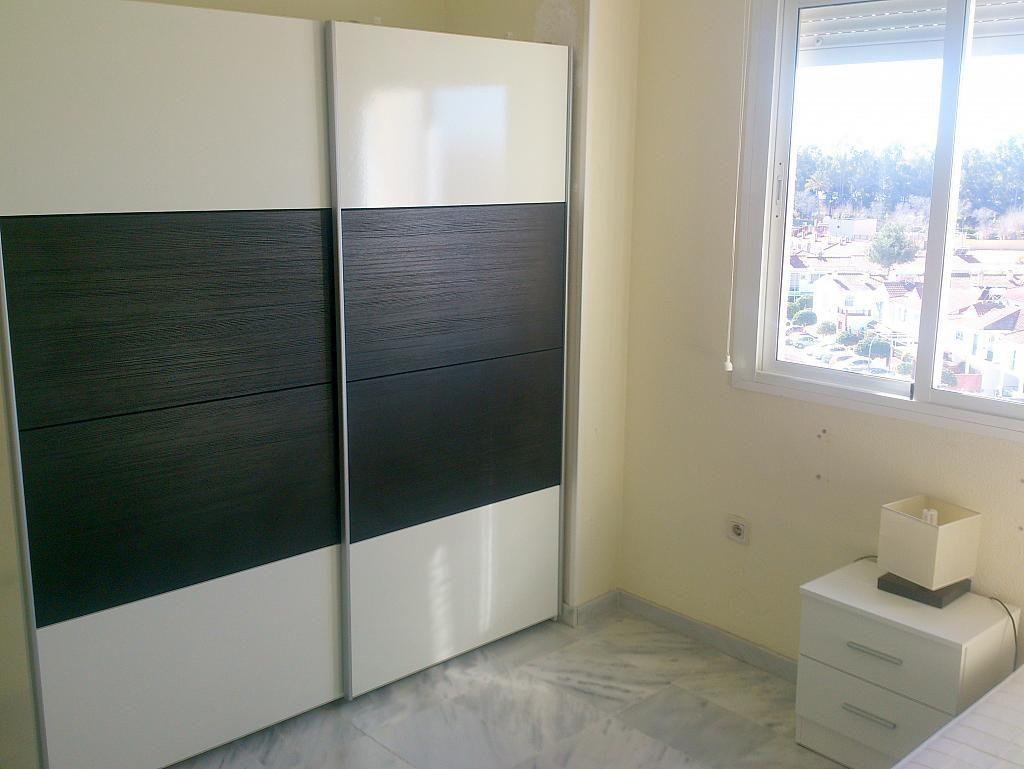 Dormitorio - Piso en alquiler en calle Campos Eliseos, Entrepuentes en Sevilla - 223855180