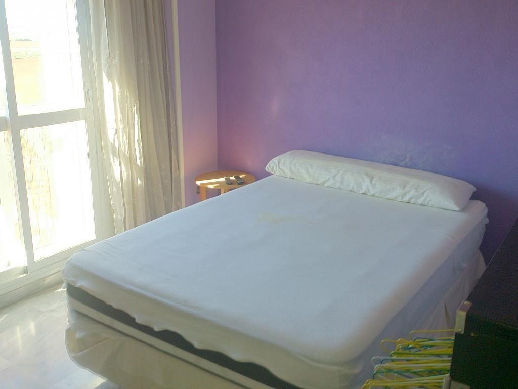Dormitorio - Piso en alquiler en calle Campos Eliseos, Entrepuentes en Sevilla - 223855193