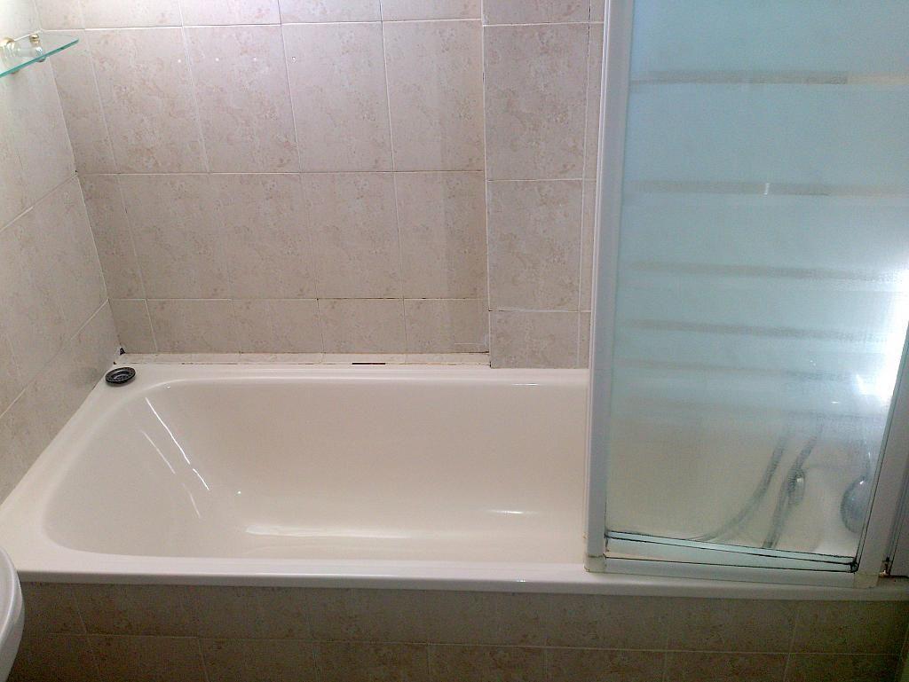 Baño - Piso en alquiler en calle Campos Eliseos, Entrepuentes en Sevilla - 223855204