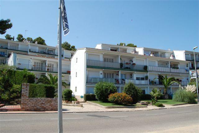 Fachada - Apartamento en venta en calle Costa Brava, Calella de Palafrugell - 113087695