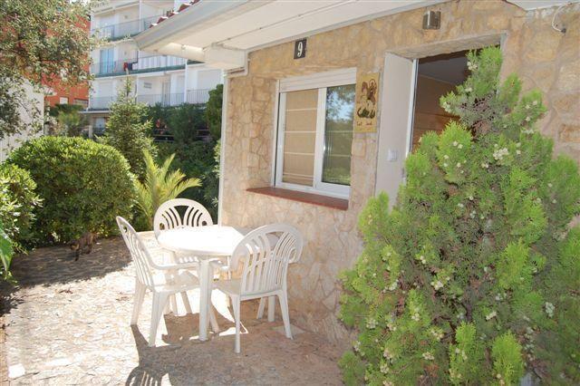 Terraza - Apartamento en venta en calle Costa Brava, Calella de Palafrugell - 113087697