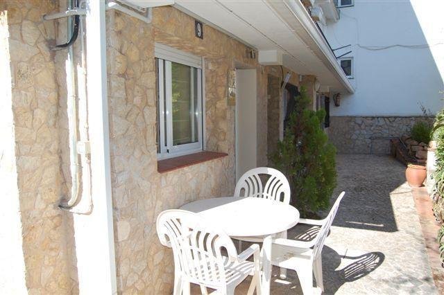 Terraza - Apartamento en venta en calle Costa Brava, Calella de Palafrugell - 113087698