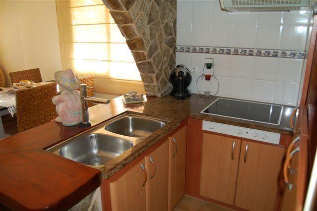Cocina - Apartamento en venta en calle Costa Brava, Calella de Palafrugell - 113087704