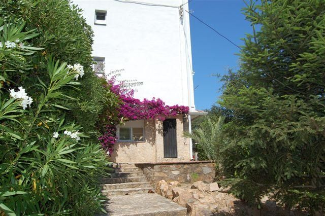 Jardín - Apartamento en venta en calle Costa Brava, Calella de Palafrugell - 113087711