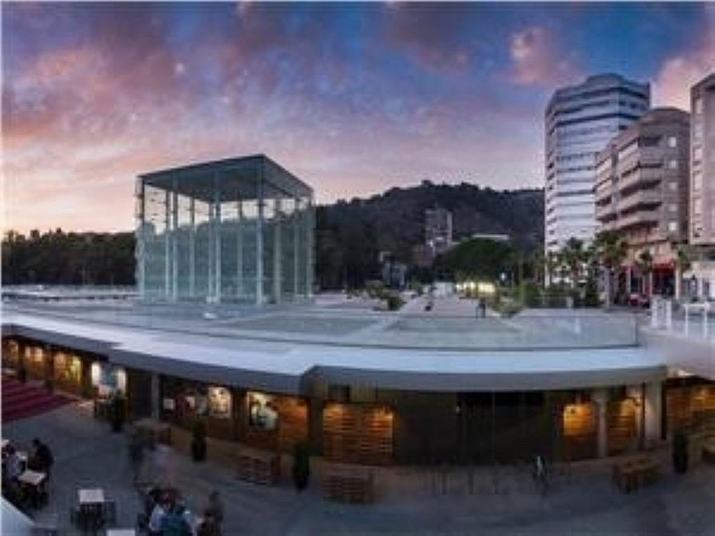 Oficina en alquiler en Ensanche Centro-Puerto en Málaga - 358286900