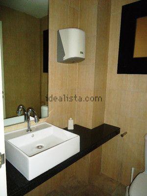 Baño - Oficina en alquiler en calle Cornella, Esplugues de Llobregat - 122899064