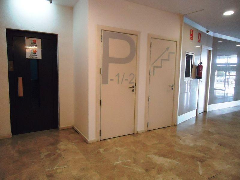 Zonas comunes - Oficina en alquiler en calle Cornella, Esplugues de Llobregat - 122919959