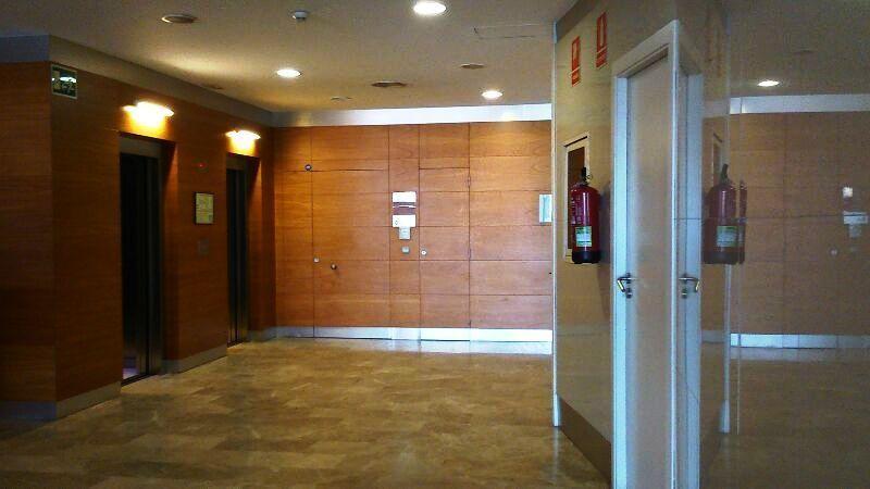 Zonas comunes - Oficina en alquiler en calle Cornella, Esplugues de Llobregat - 122919962