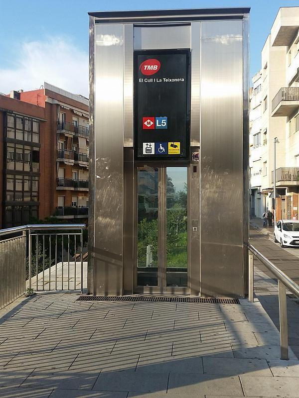 Garaje en alquiler en calle Josep Sangenís, La Teixonera en Barcelona - 278188608