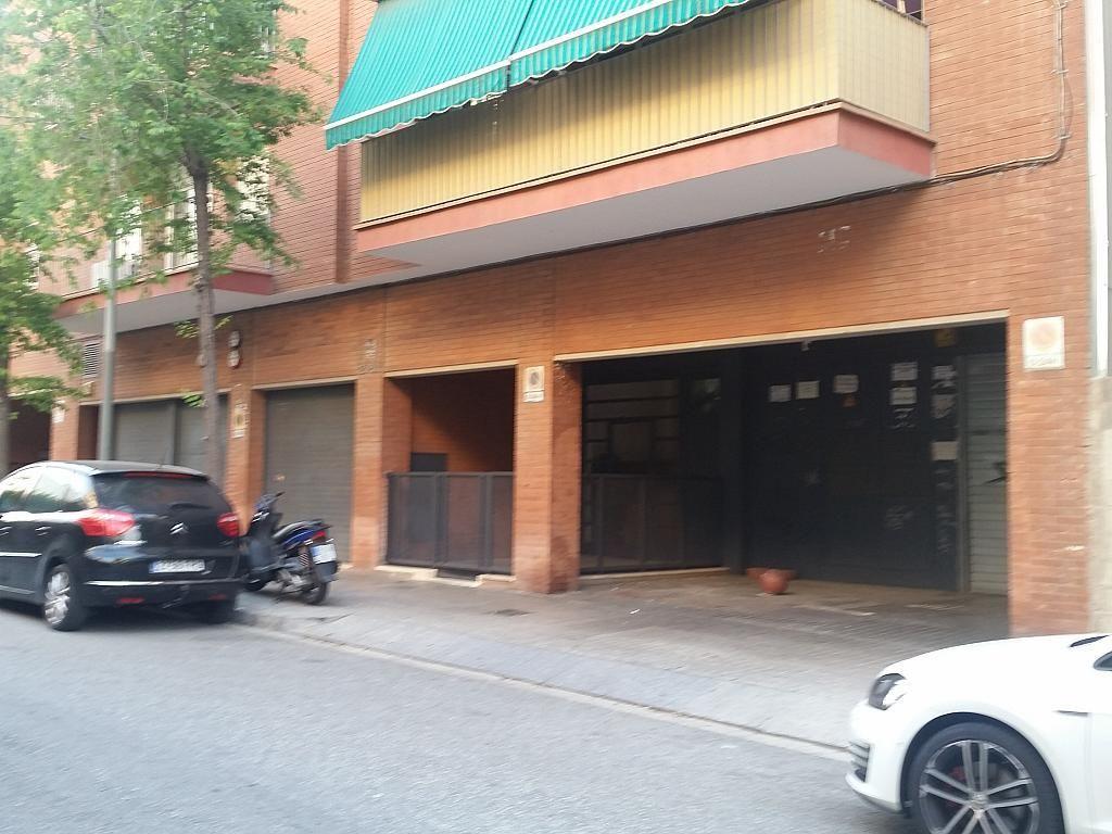 Garaje en alquiler en calle Josep Sangenís, La Teixonera en Barcelona - 278188671