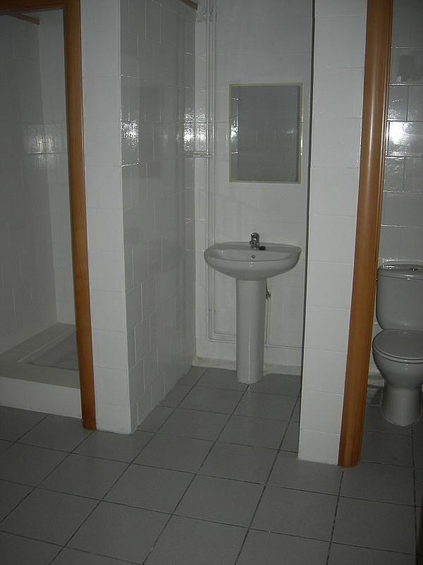 Baño - Local en alquiler en calle Mestre Josep Recasens, Poble Nou en Vilafranca del Penedès - 127135070