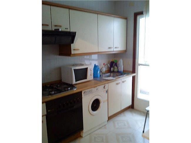 Apartamento en alquiler en calle Panasqueira, Ames - 377554001