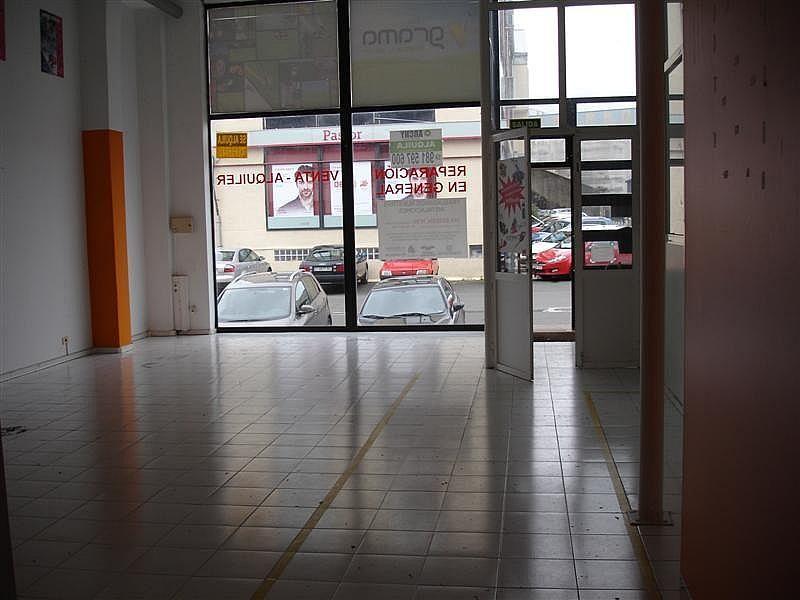 Nave en alquiler en calle Ciudad del Transporte, Santiago de Compostela - 250798928
