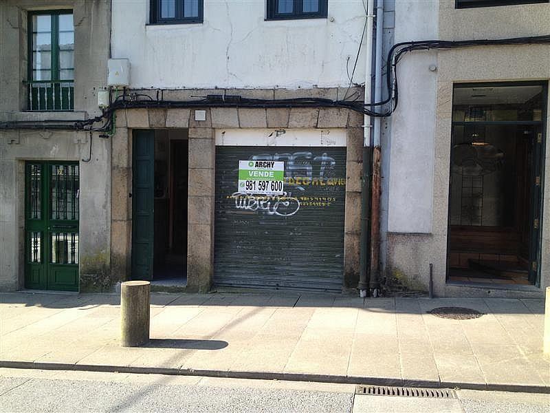 Local en alquiler en calle Rua Do Sar, Santiago de Compostela - 151177707