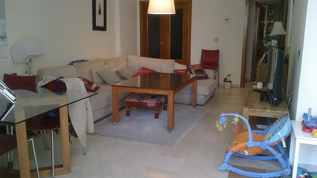 Salón - Piso en alquiler en San Bernardo en Sevilla - 257029164