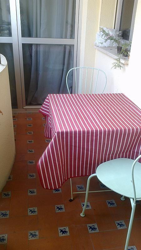 Terraza - Piso en alquiler en San Bernardo en Sevilla - 257029186
