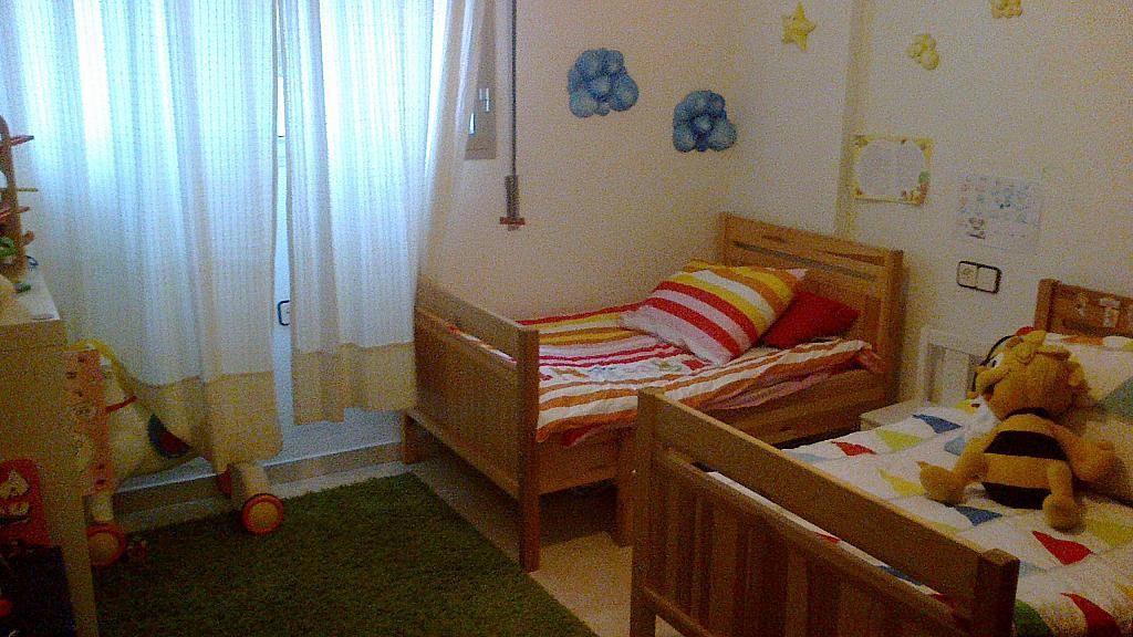 Dormitorio - Piso en alquiler en San Bernardo en Sevilla - 257029188