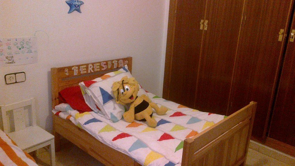 Dormitorio - Piso en alquiler en San Bernardo en Sevilla - 257029189