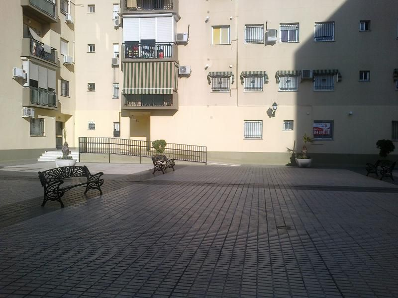 Patio - Piso en alquiler en La Oliva en Sevilla - 117344344