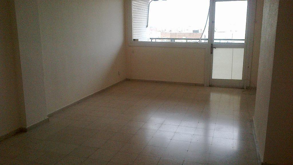 Salón - Piso en alquiler en Ciudad Jardín en Sevilla - 126425903