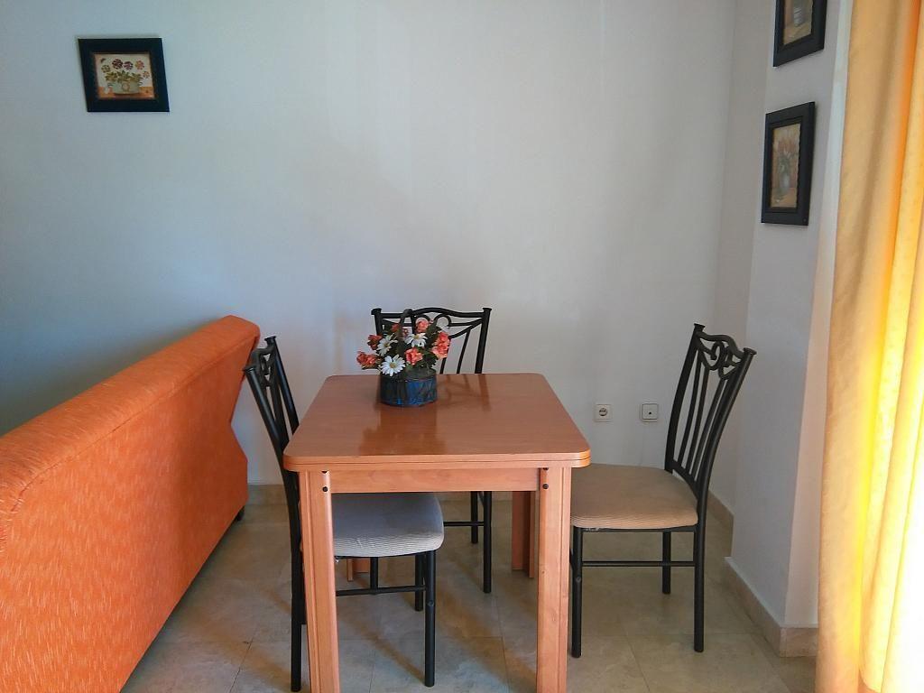 Salón - Apartamento en alquiler en Nervión en Sevilla - 195367046