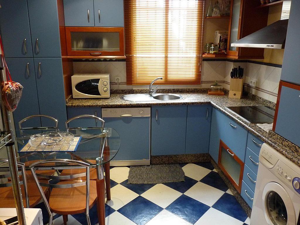 Cocina - Piso en alquiler en Macarena en Sevilla - 196796496
