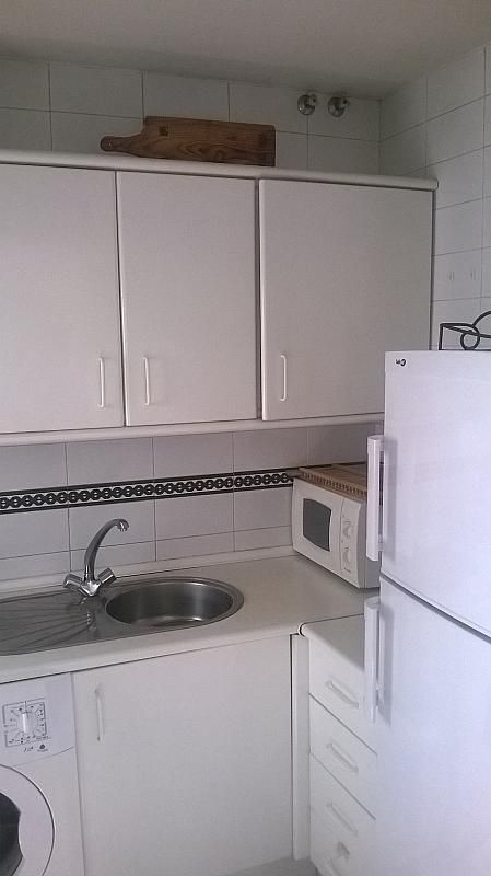 Cocina - Piso en alquiler en Santa Cruz en Sevilla - 213077582